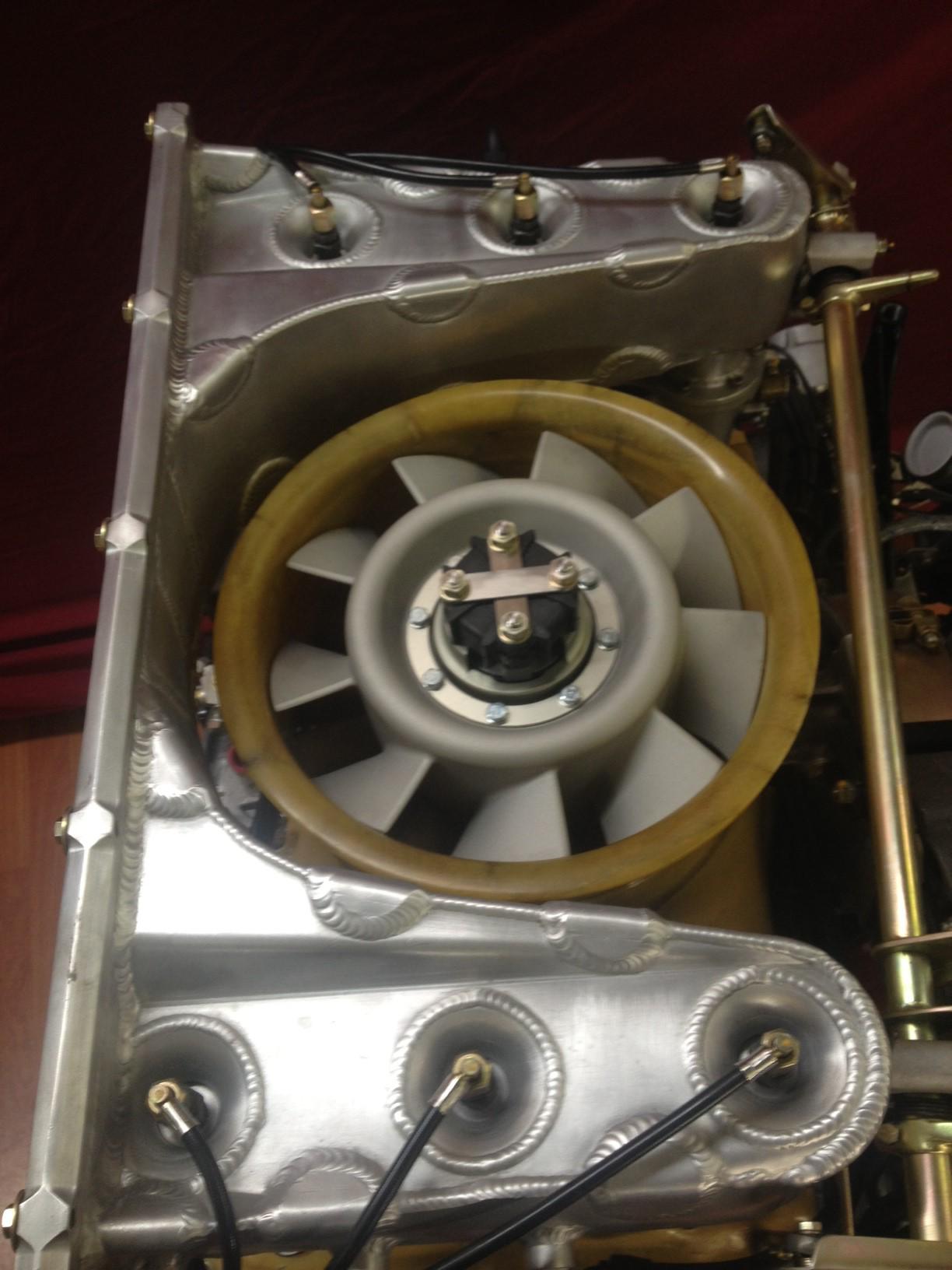 3 0 Liter Twin Turbo 935 Engine Jim Torres Racing